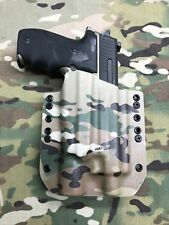 Multicam Kydex Holster SIG P226R Thread Barrel Combat Surefire X300 Ultra B
