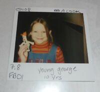 DEAD LIKE ME Continuity Polaroid TALIA RANGER as YOUNG GEORGE