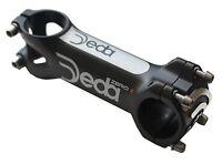 DEDA Zero 2 Rennvorbau Alu schwarz matt 31,7 mm in 80 mm Gewicht 132 Gramm