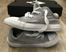 Converse All Star Gray & Pink Infant / Toddler Size 7