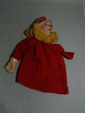 Marionnette théâtre guignol - POLICHINELLE - carton bouilli + 1 main - 9 cm