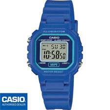 Casio Collection reloj digital Led suave aus resina La-20wh-2aef