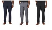 NEW Greg Norman Men's Comfort Stretch Travel Pants
