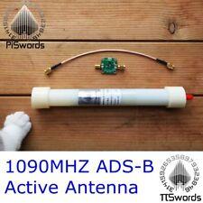 Active ADS-B 1090Mhz 36DB  SMA PCB Antenna