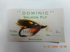 Vintage Salmon Fly Thun Light Size 2