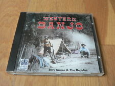 Billy Snake & The Rapidos : Western Banjo - CD Auvidis Tempo 1996