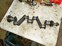 McCormick Farmall F12 Tractor IH gas engine crankshaft drive gear standard crank