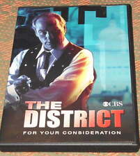 THE DISTRICT 2003 Emmy DVD, Craig T Nelson, Jaclyn Smith, RARE COP DRAMA, 2 eps.