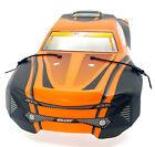 Team Corally JAMBO - Body Shell (Orange/Black polycarbonate Body Pins C-00166