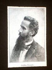 Senatore Galileo Ferraris di Livorno Piemonte