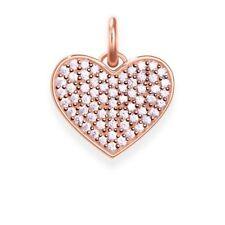 LBPE0022 New Genuine Thomas Sabo Sterling Silver Sparkling Heart Pendant