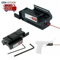 Red Dot Laser Sight for 4 gun Pistol Picatinny Weaver Rail Mount 20mm US Seller