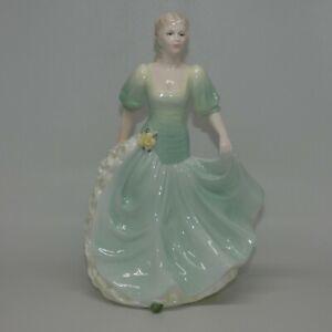 Coalport Made in England Ladies of Fashion Honeymoon figurine