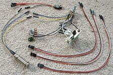 EMG Solderless EZ-INSTALL Wiring 9v Active 3PU 1V 1T BLACK 5Way Long Jack Ibanez