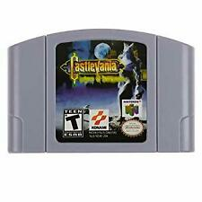 Castlevania - Legacy Of Darkness for 64 bit USA Version
