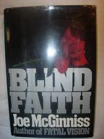 Blind Faith by Joe McGinniss