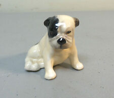 "Vintage Royal Doulton Miniature ""Bulldog Puppy"" Figurine, c. 1931-1977"