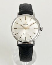 OMEGA GENEVE MIDSIZE CAL. 601 DATING TO 1970