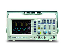 GW Instek GDS-1052-U 50MHz, 2 Canales, Osciloscopio de almacenamiento digital