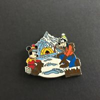 WDW Countdown Expedition Everest Day 3 Goofy Mickey LE 1000 HTF Disney Pin 46041
