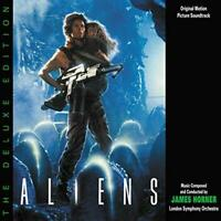 Aliens (Original Soundtrack) Deluxe - James Horner LSO (NEW CD)