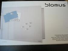 Blomus Design Schlüsselkasten Velio 65363 weiß  - exklusiv inkl. 6 Magnete TOP
