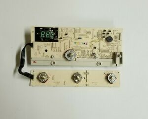 WH12X10481 175D5261G030 GE Dishwasher Main Control Board New Part Opened Box