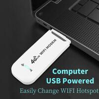 4G LTE LCD WIFI Wireless Router Mobile Modem Hotspot Sim Card Unlocked