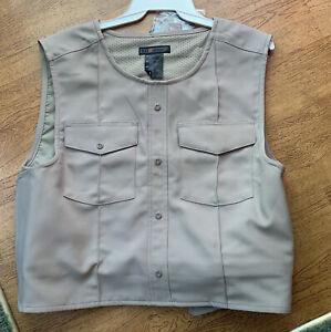 511 Tactical Series M/L Men's Uniform Vest Tan(a)
