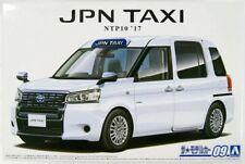 Aoshima 57124 The Model Car 9 Toyota NTP10 JPN Taxi '17 Super White II 1/24...