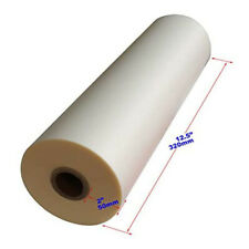 1roll Glossy Thermal Laminating Film 125 In 656 Ft Uv Luster Hot Films New