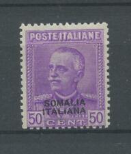 COLONIE SOMALIA 1930 50C. *
