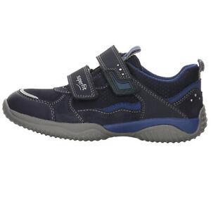 Superfit Storm Klettschuh Jungen Schuhe Kinderschuhe Klettschuhe