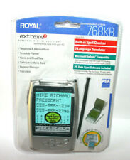 ROYAL 768KB Extreme3 Personal Digital Assistant Touch Screen Organizer PDA