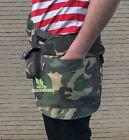 Falconry Cordura Woodland Training Bag, Shoulder Bag, Falconry Hawking Bag