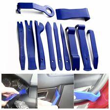 Kit 11 Leve per Smontaggio Componenti in Plastica Carrozzeria Pannelli Auto Car