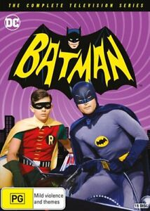 Batman | 1966 - 1968 TV Series DVD