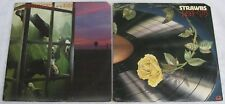 Strawbs [Lot of 2 LPs]: Deadlines / Deep Cuts