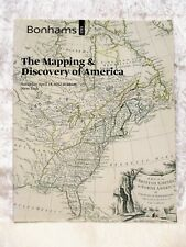 MAPPING & DISCOVERY OF AMERICA Bonhams Auction Catalog ILLUSTRATED Rare Maps