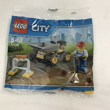 Lego City 30346 Prison Island Helicopter in Packet