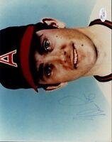 Nolan Ryan 70`s Signed Jsa Certed 8x10 Photo Autograph Authentic
