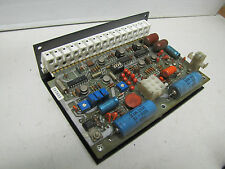 CONTREX CONTROL CIRCUIT BOARD CARD TF241-728 TF241728