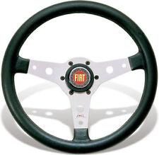 FIAT 500 F/L/R 126 EPOCA VOLANTE SPORTIVO LUISI FALCON + CLACSON 34cm 3 RAZZE