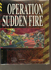 HEAVY GEAR TACTICAL PACK #3 dp9 - OPERATION SUDDEN FIRE - New in Shrink Wrap