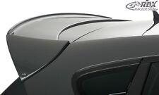 RDX Dachspoiler SEAT Leon 1P -2009 Heckspoiler Dach Spoiler Heck Flügel