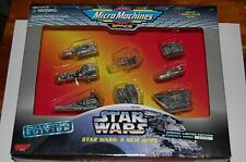 Silver Collectors Spaceship Mulit Pack Micro Machines-Star Wars A New Hope