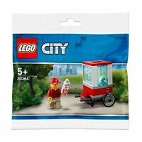LEGO® City 30364 Popcorn Cart / POPCORN WAGEN Polybag, NEU & OVP