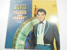 Elvis Presley Frankie and Johnny Stereo RCA Victor LSP-3553 Excellent 1966