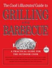 Cook's Illustrated Guide to Grilling and Barbecue hc bbq cookbook outdoor KDFY