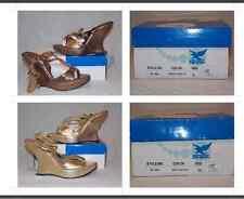 New in box Ladies SHIEKH Venus PU Wedge Sandal DS-5534